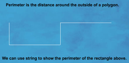 Perimeter and String