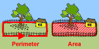 Perimeter and Area of Polygons