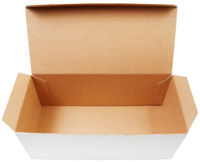 Shipping box small